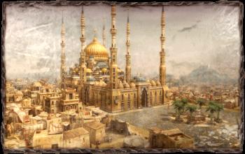 Die Sultansmoschee