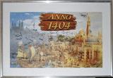 Anno 1404 - signiertes Artwork