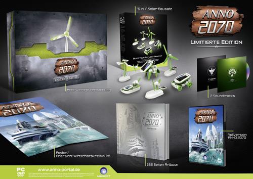 Anno 2070-Limitierte Edition
