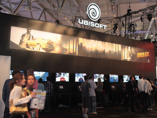 Ubisoft-Stand auf der gamescom #2
